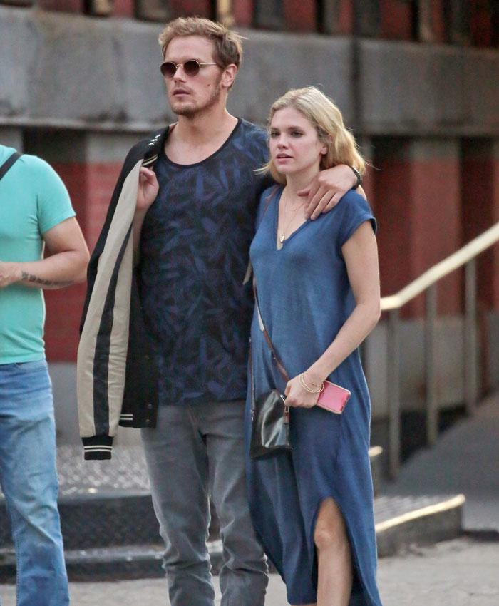 Outlander' arranca su cuarta temporada en el set y sus fans