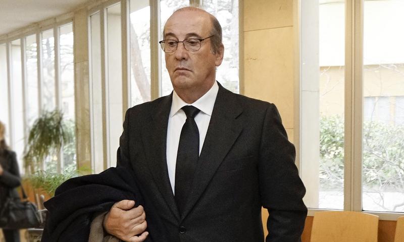 Francis Franco, condenado a 30 meses de prisión por ...