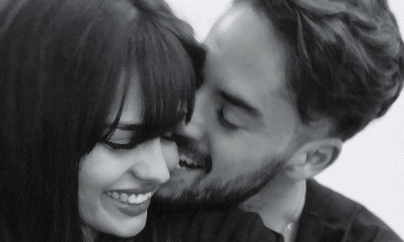 Sara Sálamo e Isco Alarcón celebran San Valentín por adelantado