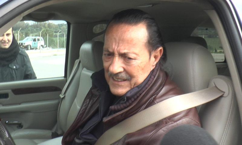 Julián Muñoz reingresa en prisión: 'Me he equivocado y me arrepiento'