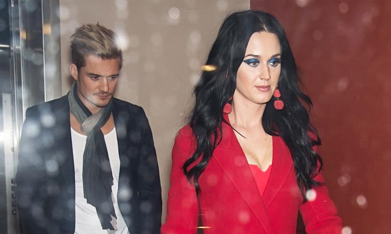 ¿Han vuelto Katy Perry y Orlando Bloom?