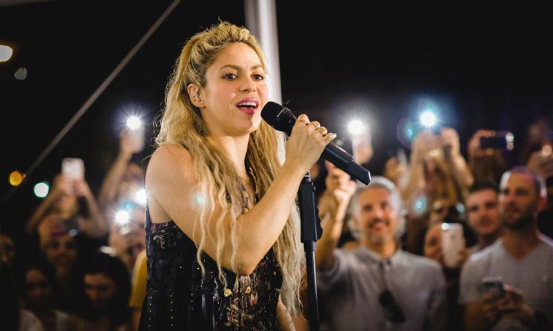 Shakira, Maluma y un sensual encuentro que ha batido récords