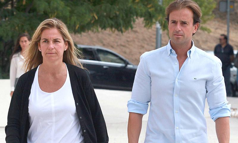 Las claves de la demanda de divorcio de Josep Santacana contra Arantxa Sánchez Vicario