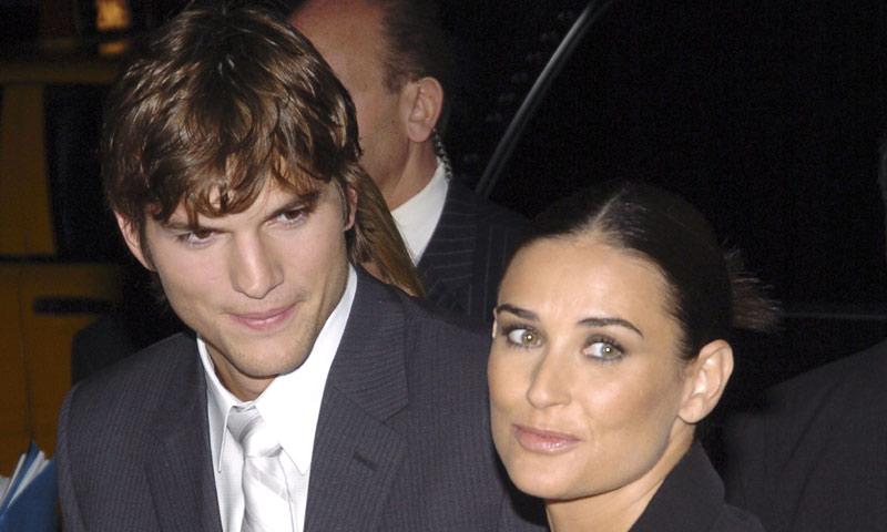 ¡No fue nada fácil! Ashton Kutcher revela lo que tuvo que hacer para superar su ruptura con Demi Moore
