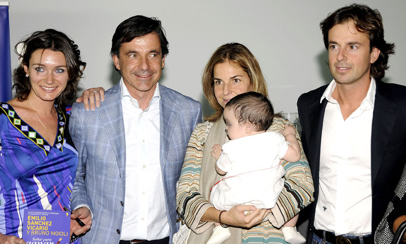 Arantxa Sánchez Vicario se acerca a su familia tras su proceso de divorcio con Josep Santacana