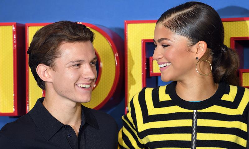 Zendaya y Tom Holland siguen esquivando rumores de relación