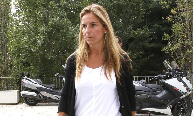 En ¡HOLA!, Arantxa Sánchez Vicario: 'Si el amor de Josep fue verdadero... quiero creer que sí pero los hechos están demostrando que no'