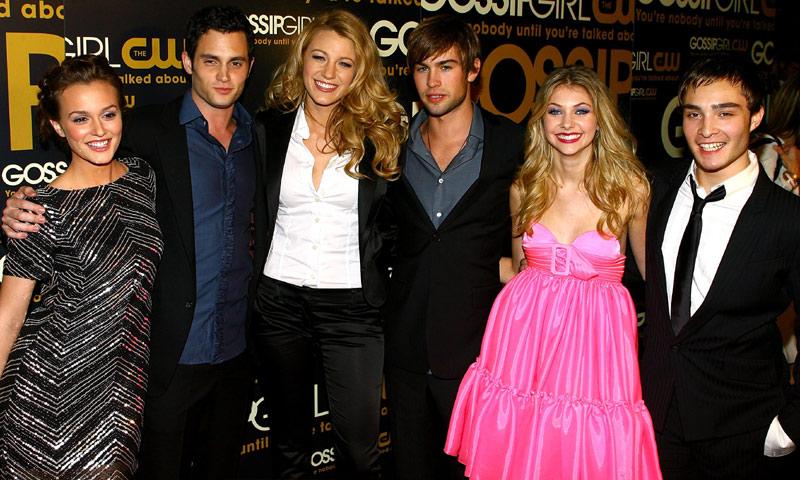 Así han cambiado las estrellas de 'Gossip Girl' diez años después de empezar la serie