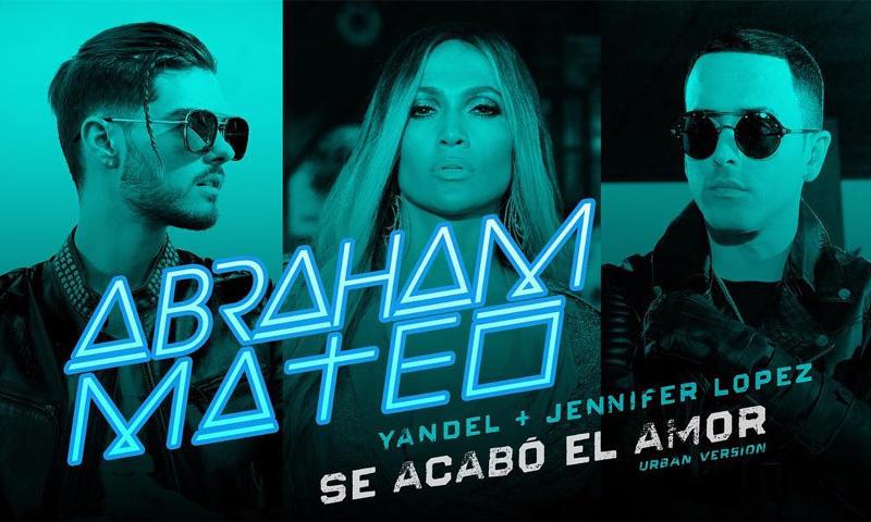 ¡Apunta! Abraham Mateo y Jennifer Lopez, juntos en la que puede ser la canción del verano