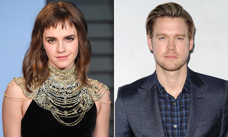 Emma Watson y Chord Overstreet, actor de 'Glee', ¿nueva pareja de Hollywood?