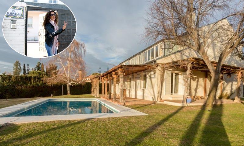 FOTOGALERÍA: Así es el mítico El Lerele, la casa madrileña de Lola Flores que está a la venta