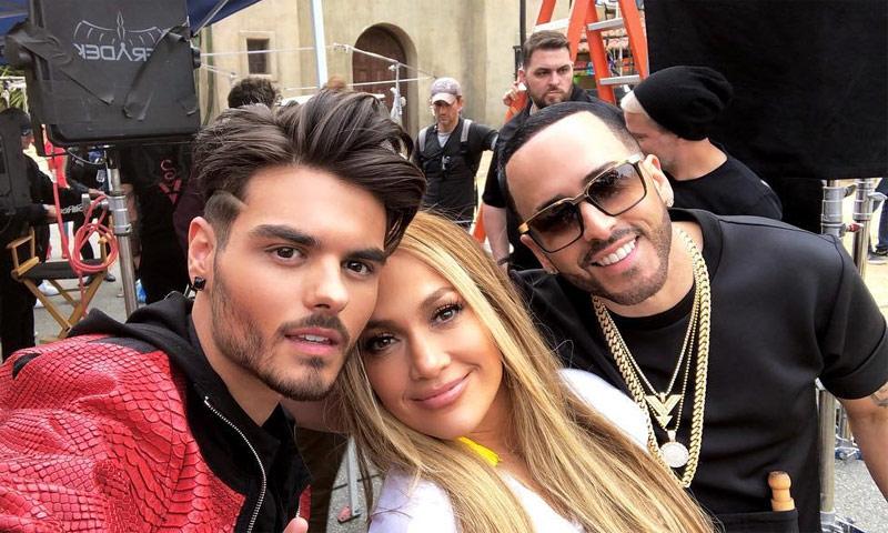 Ya está aquí 'Se Acabó El Amor', la colaboración de Abraham Mateo, Yandel y Jennifer Lopez