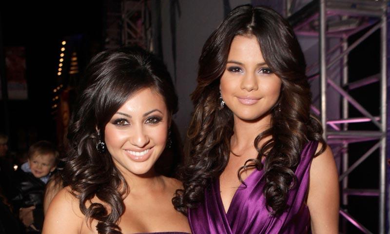 Francia Raisa revela la grave complicación que tuvo Selena Gomez después del trasplante de riñón