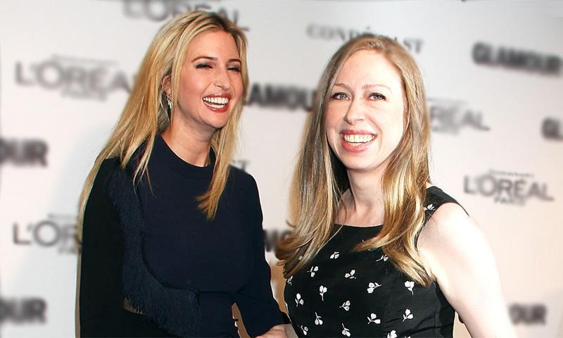 ¿Por qué Ivanka Trump y Chelsea Clinton han dejado de ser amigas?