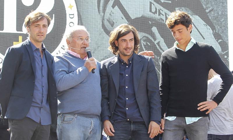 Nuevo homenaje a Ángel Nieto en la presentación de la Fundación que lleva su nombre