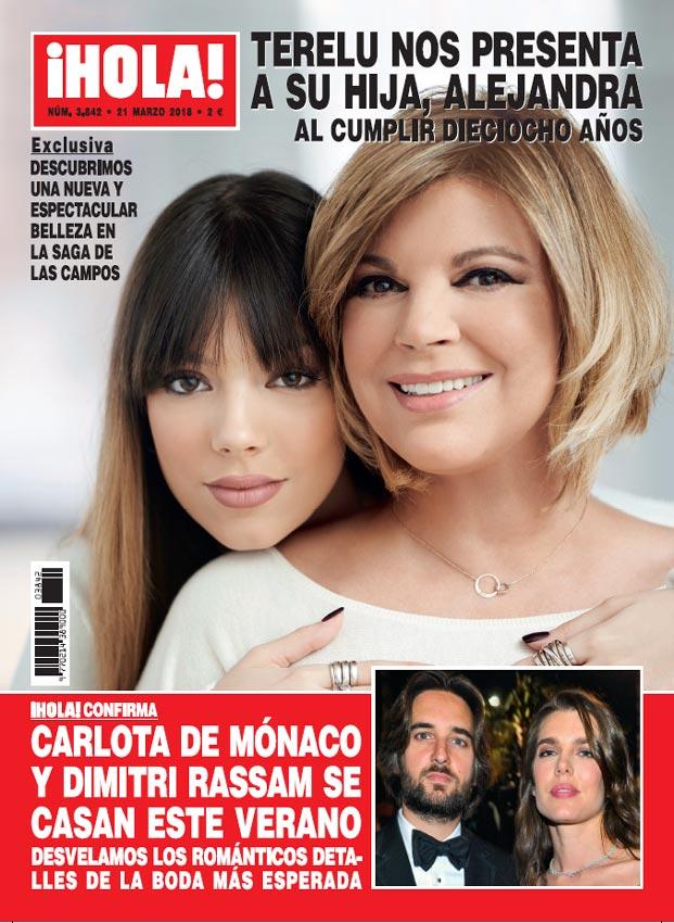 Terelu Campos y su hija Alejandra