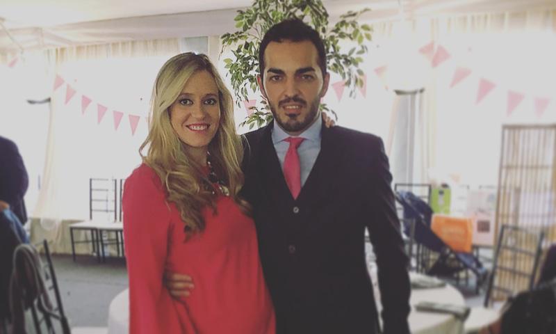 ¡Enhorabuena! Andrea Prat da a luz a su segundo hijo