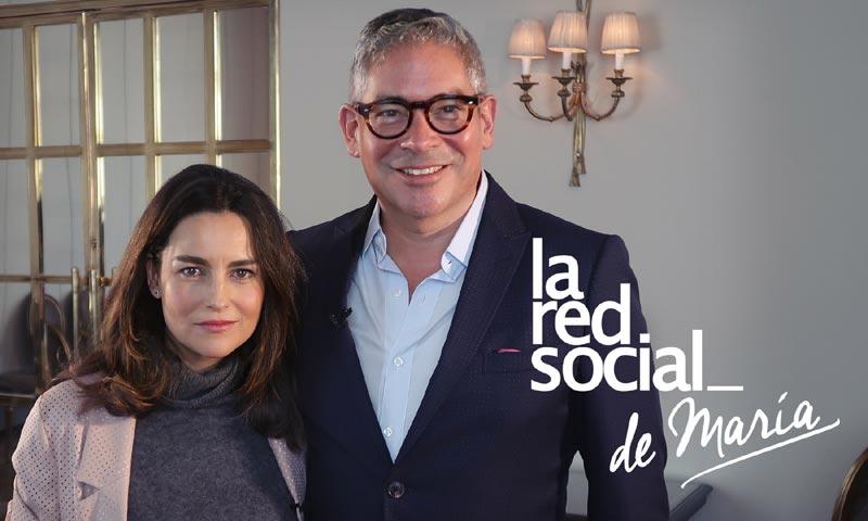 Boris Izaguirre desvela en 'La red social' los secretos de su última novela y su nueva vida en Miami