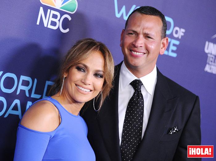 Jennifer Lopez y Alex Rodríguez, rumores de boda