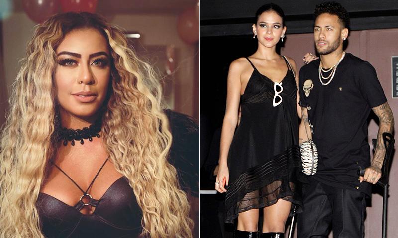 La fiesta de cumpleaños de la hermana de Neymar que terminó en polémica para el futbolista