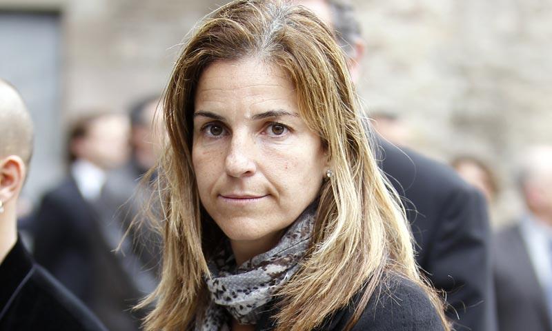 Arantxa Sánchez Vicario no tendrá que ingresar en prisión preventiva