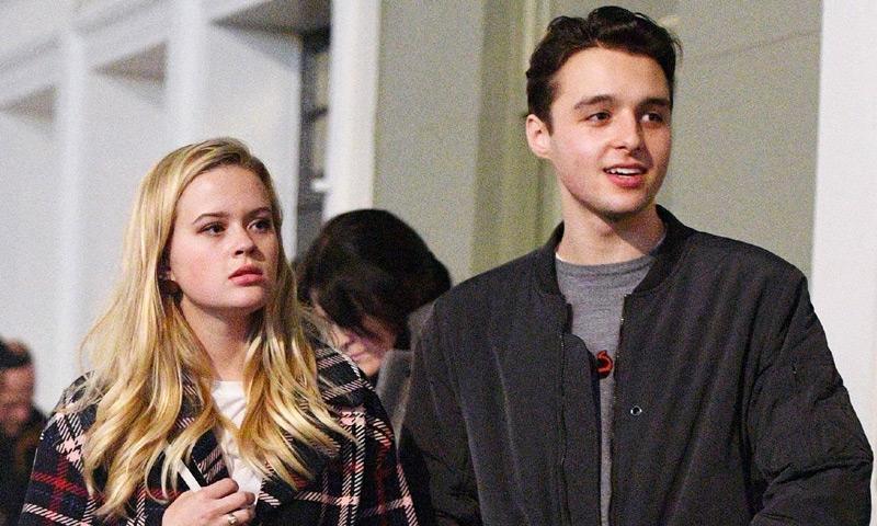Ava Phillippe, la hija de Reese Witherspoon, y el nieto de Paul McCartney, ¿solo amigos?
