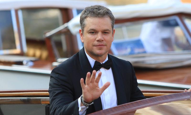 Turno para Matt Damon: el actor habla del famoso 'tattoo' viral de su amigo Ben Affleck