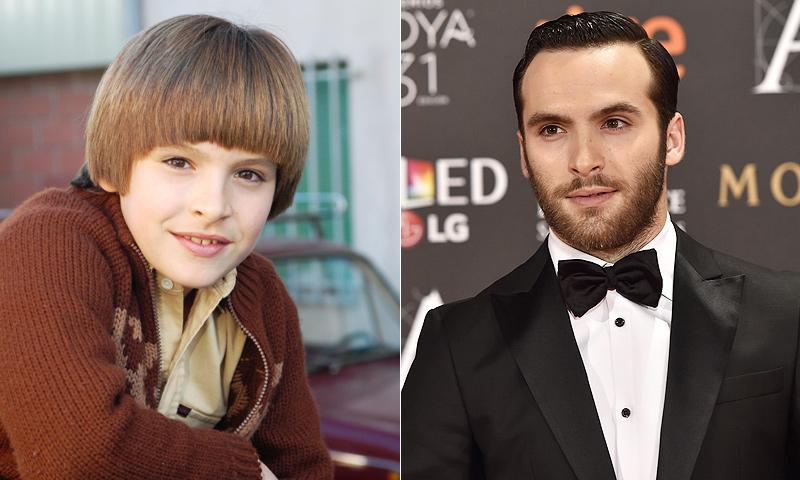 Ricardo Gómez, de niño actor a estrella multidisciplinar