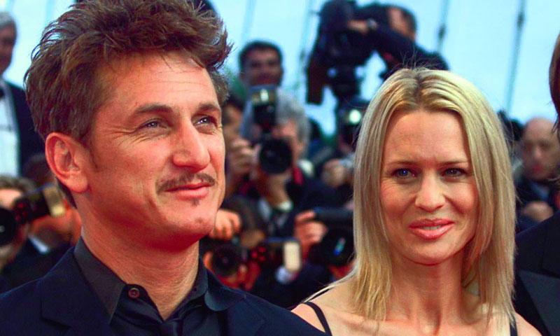 """Sean Penn habla de su divorcio con Robin Wright: """"No teníamos la misma ética sobre la paternidad"""""""