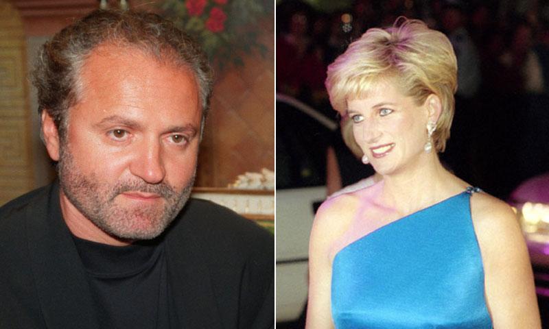Diana de Gales y Gianni Versace: el triste verano de 1997