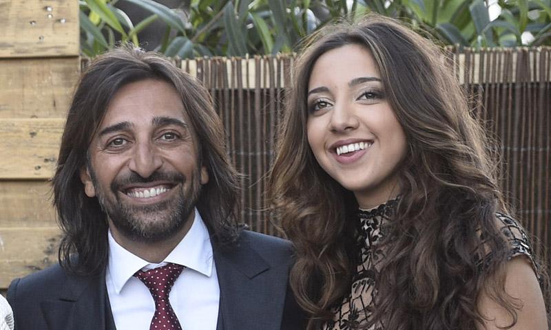 ¡De tal palo, tal astilla! La hija de Antonio Carmona sigue sus pasos en el mundo de la canción