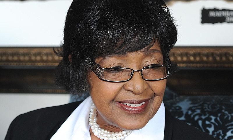 Muere Winnie Mandela, activista y exmujer de Nelson Mandela