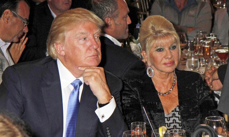 La espectacular mansión en la que vivieron Donald e Ivana Trump a la venta por ¡36 millones!