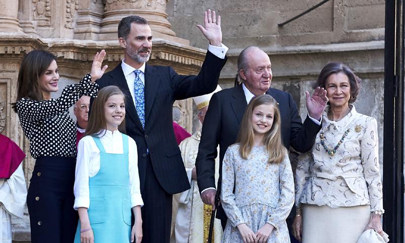 HOLA.com habla con el tuitero que viralizó el vídeo de la reina Letizia y doña Sofía