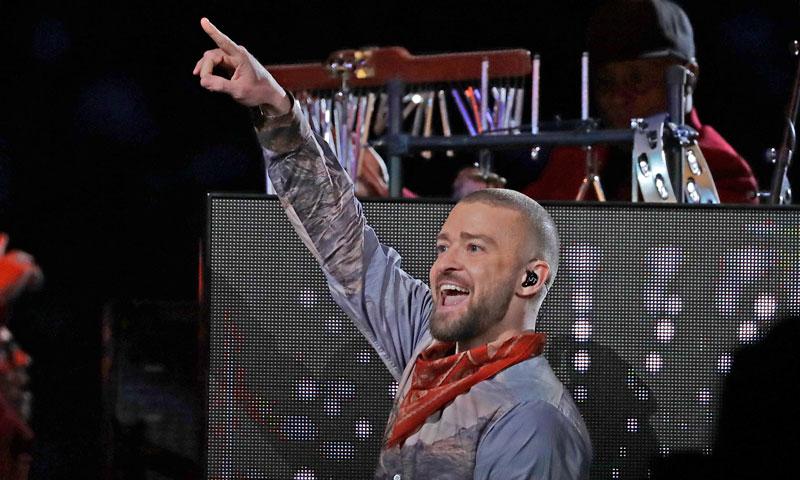¡Sorpresa! Justin Timberlake detiene un concierto para hacer un emotivo anuncio