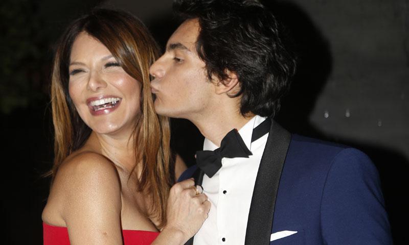 La fiesta de largo con la que Alejandro, el hijo de Ivonne Reyes, ha celebrado su mayoría de edad