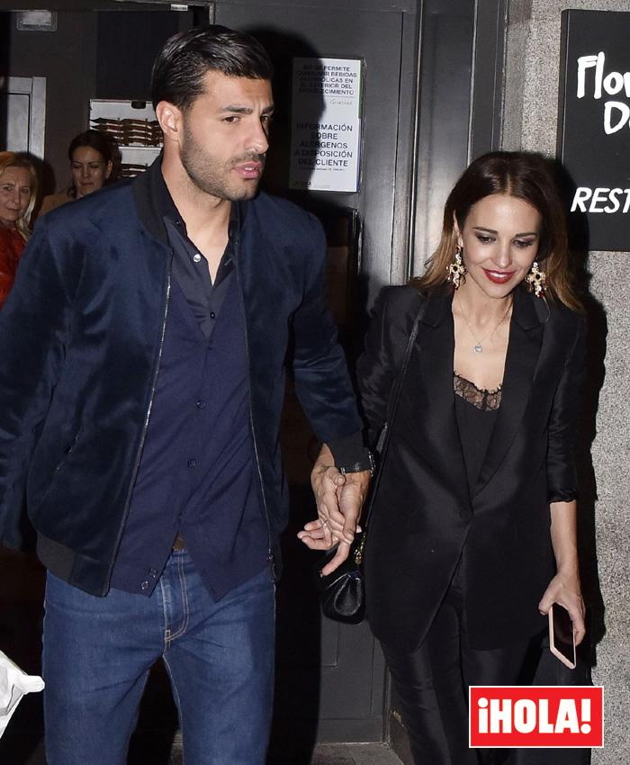 Paula Echevarría y Miguel Torres se reencuentran en Madrid 20b5d73cb64