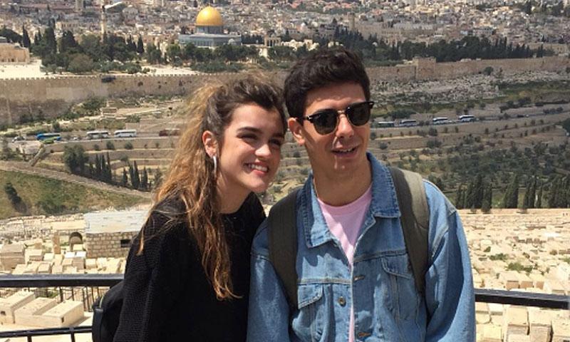 De Londres... ¡A Tel Aviv! El nuevo destino eurovisivo de Amaia y Alfred