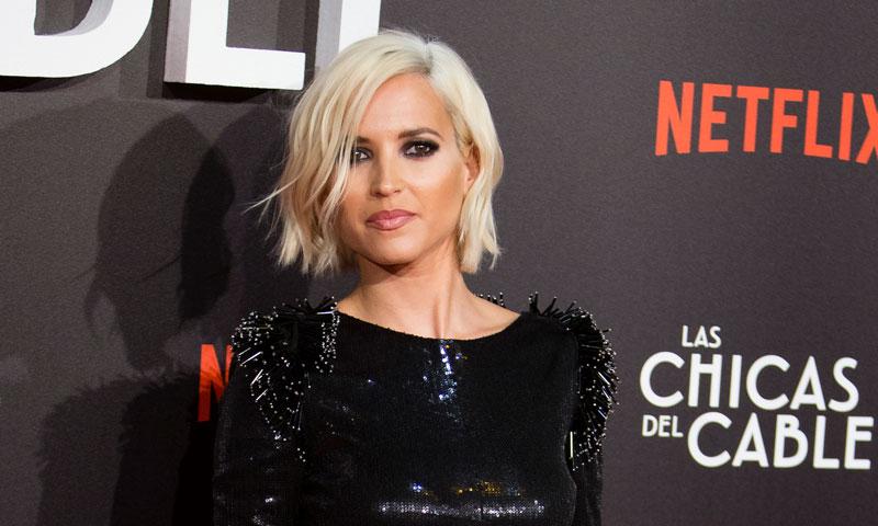 Ana Fernández vive un 'momento fan' al coincidir en vivo con Britney Spears