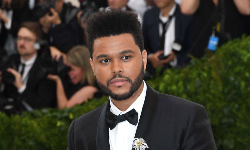 Las Lágrimas De The Weeknd Sobre El Escenario De Coachella