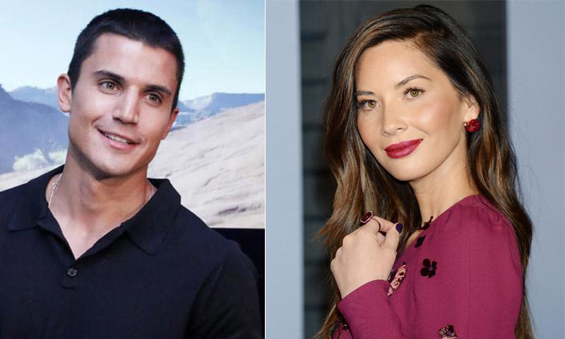 EXCLUSIVA: ¡Confirmado! Álex González y Oliva Munn están saliendo