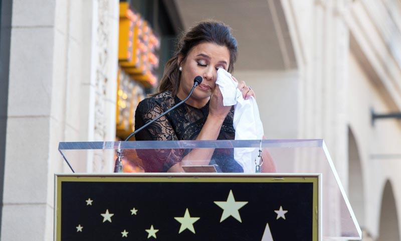 La emoción de Eva Longoria antes de su baja maternal: '¡El proyecto más importante está a punto de llegar!'