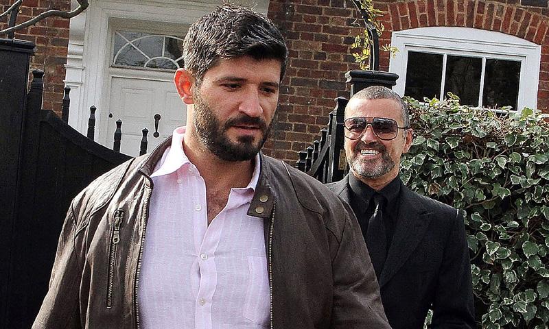 Fadi Fawaz en pie de guerra con la familia de George Michael por la herencia