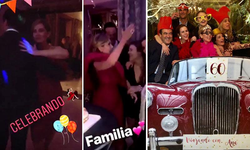 La divertida celebración que ha vuelto a reunir a la familia Bono al completo