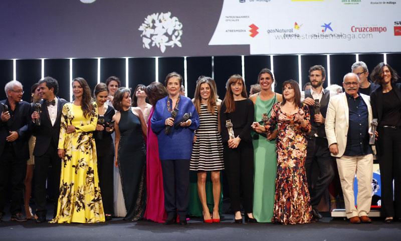 'Las distancias' y 'Benzinho', las ganadoras del Festival de cine de Málaga
