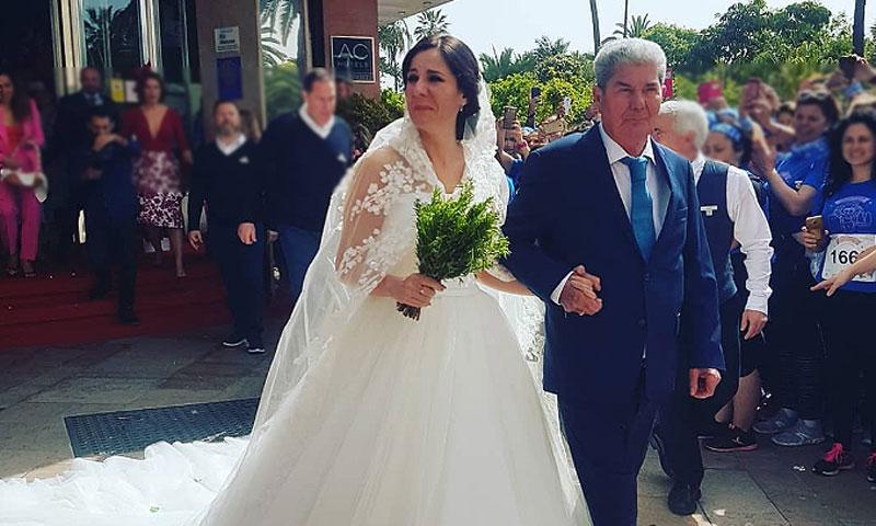 Diana Navarro se casa en secreto y Nuria Fergó desvela la noticia