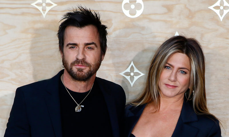 El truco de Jennifer Aniston y Justin Theroux para no coincidir en la misma fiesta