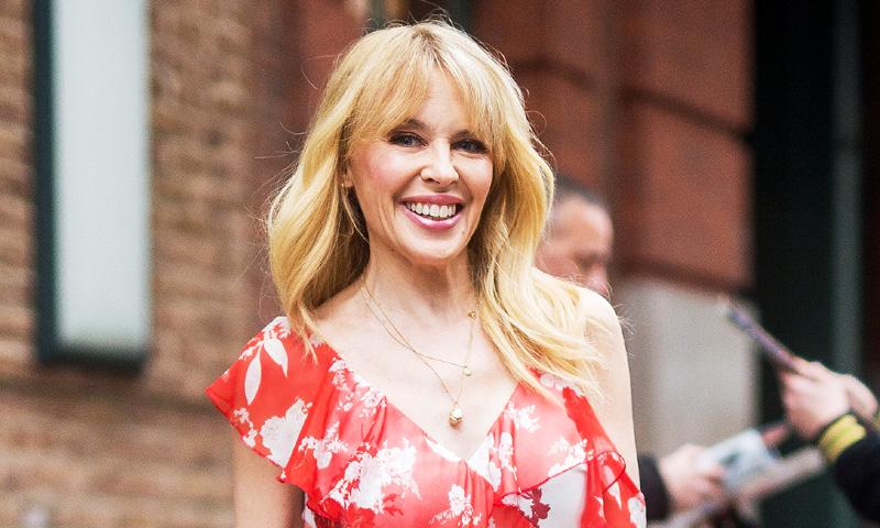 Kylie Minogue, ¿enamorada de nuevo?