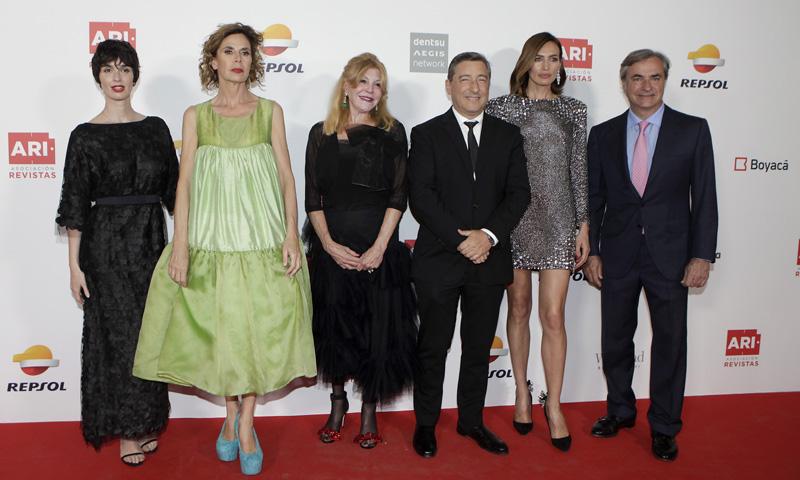 Los emocionantes discursos de los premiados y todas las anécdotas de los Premios Ari