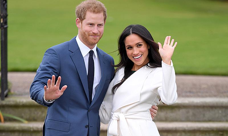 Matrimonio Principe Harry : A quince días de la boda el palacio kensington desvela